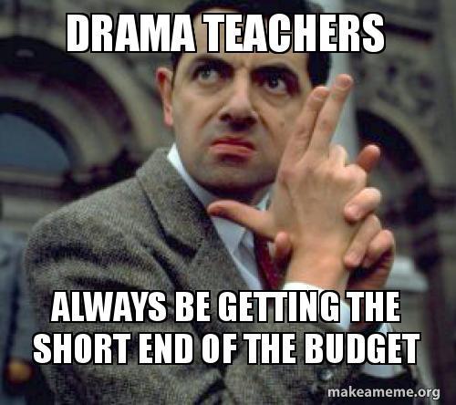 Drama Teachers