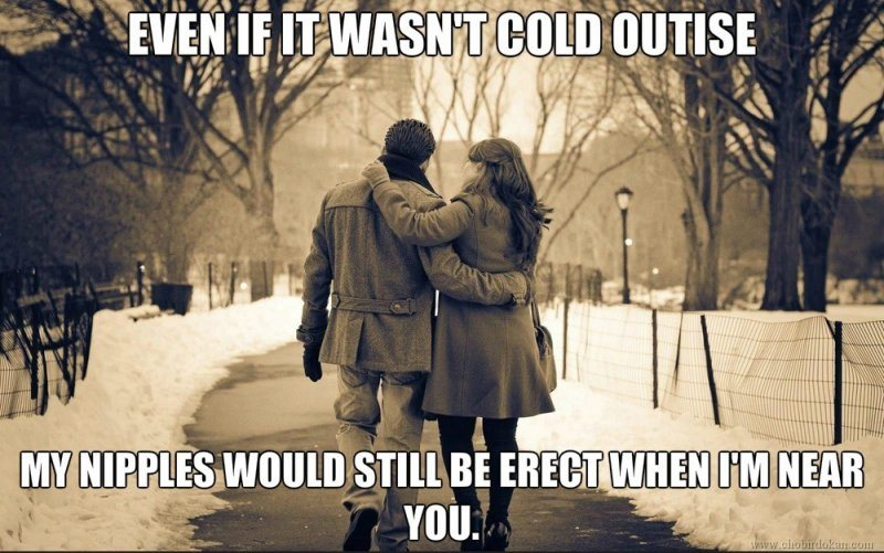 Even If It Wasn't Cold Outside