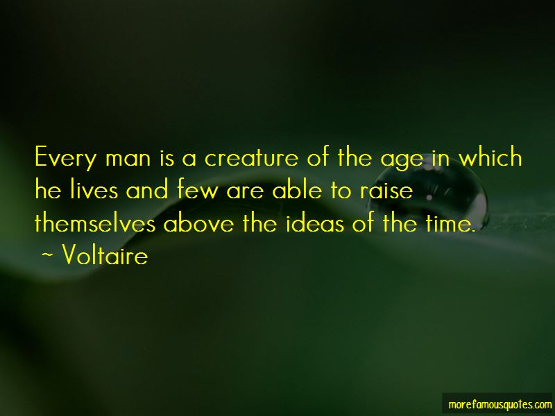 Every Man Is A Creature