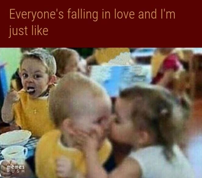Everyone's Falling In Love