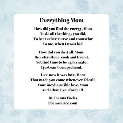 Everything Mom