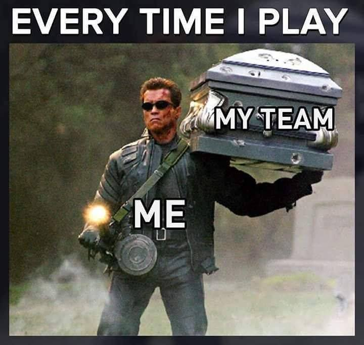 Every Time I Play