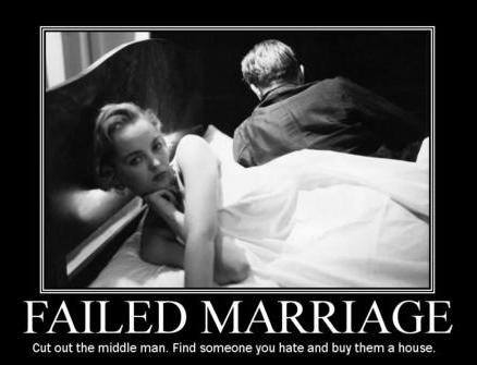 Failed Marriage
