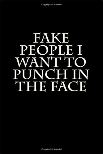 Fake People I Want