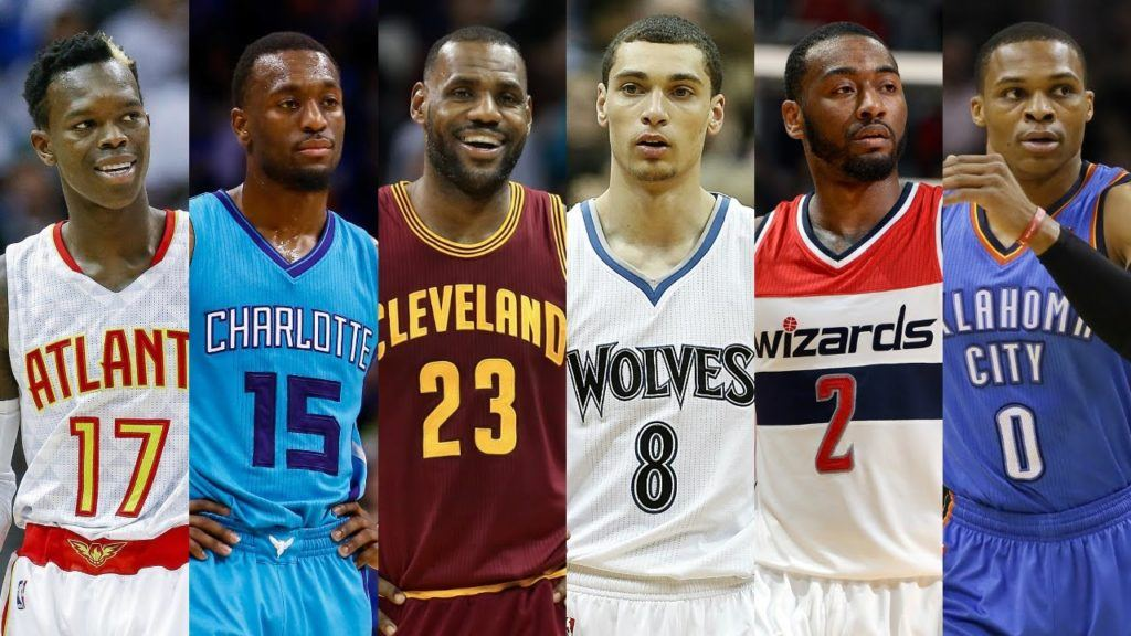 Fastest NBA Players