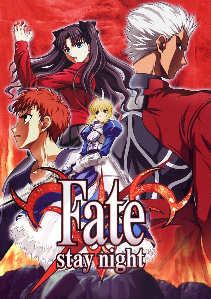 Fate Or Stay Night