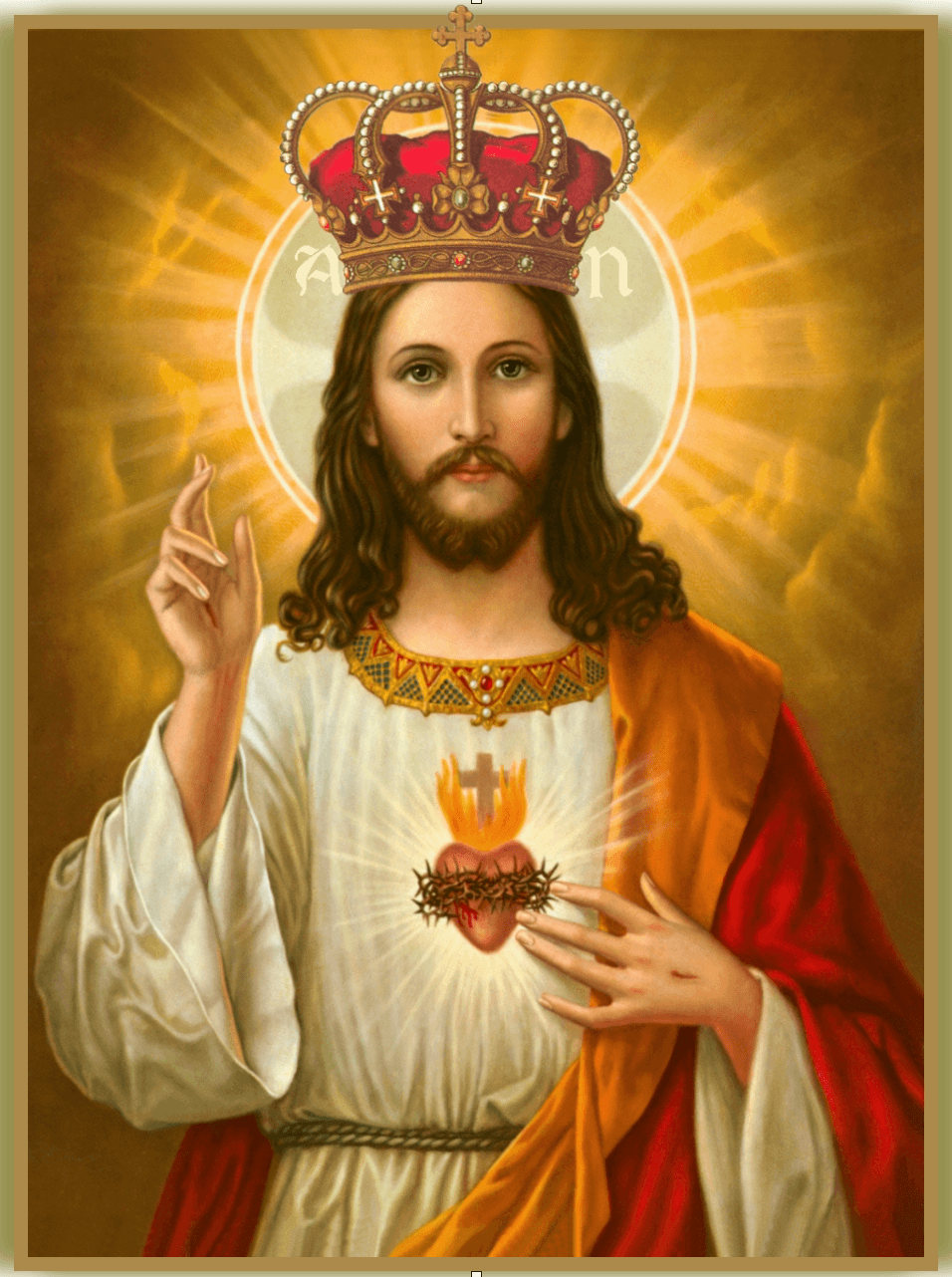 Feast Of Our Lord Jesus Christ