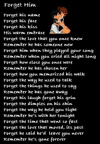 Forget Him