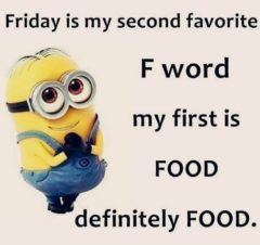 Friday Is My Second