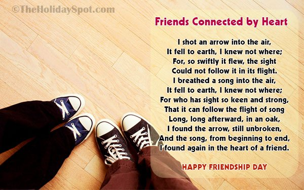 Friends Connected by Heart