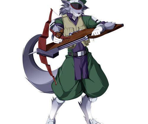 Garm Sniper Wolf Of Poison