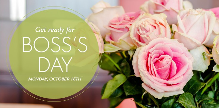 Get Ready For Boss's Day