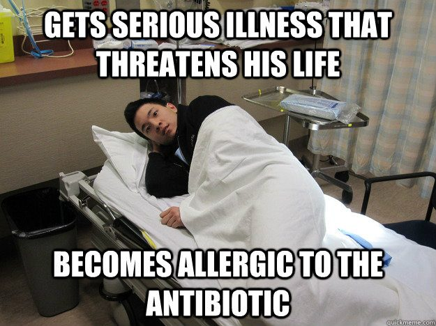 Gets Serious Illness