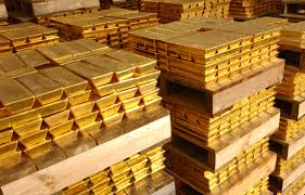 Gold Imports Dip