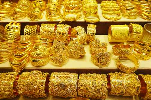 Gold Imports Witness Sharp
