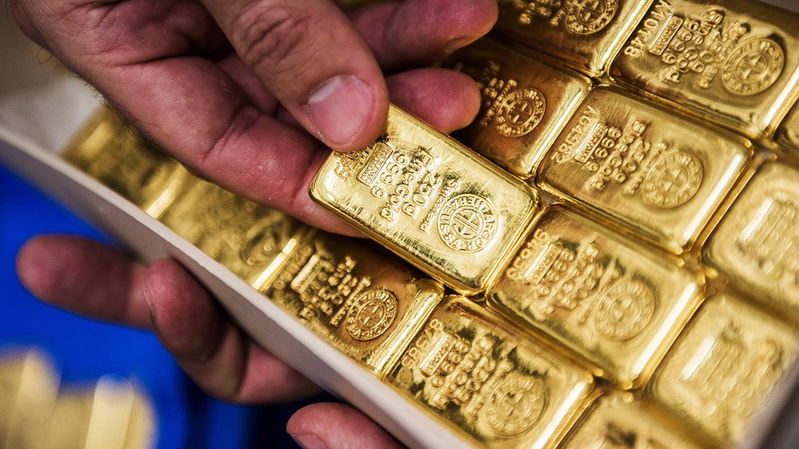 Gold Marks Highest Settlement