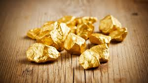 Gold Output Increases
