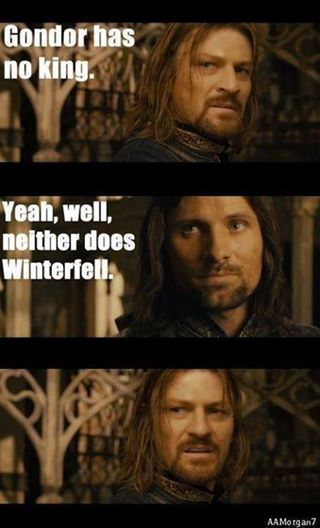 Gondor Has No King
