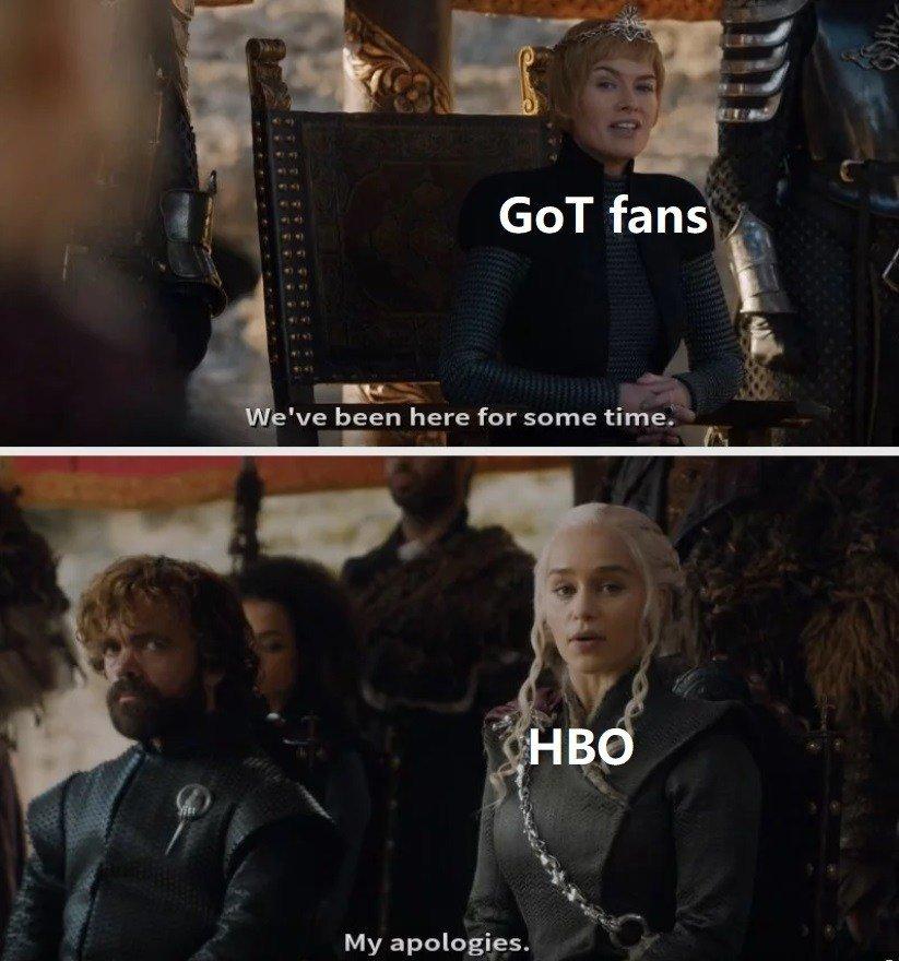 Got Fans