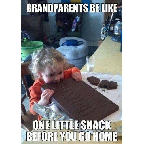 Grandparents Be Like