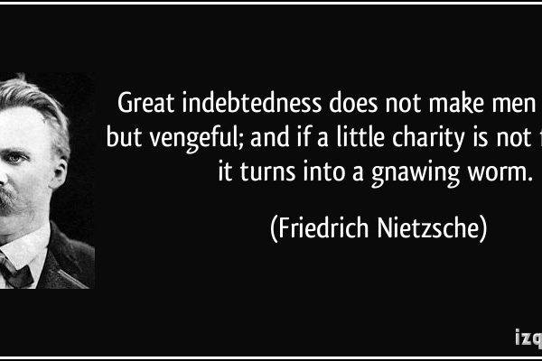 Great Indebtedness