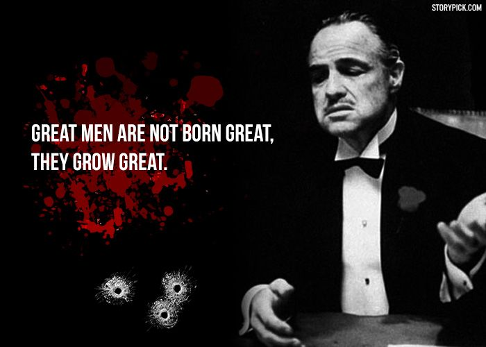 Great Men Are Not Born