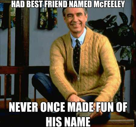 Had Best Friend Named