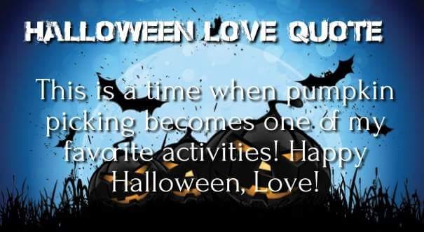 Halloween Love Guide