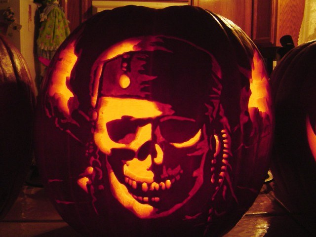 Halloween Pumpkin Carving Inspiration