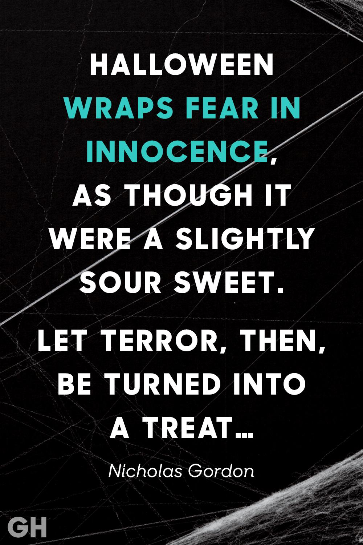 Halloween Wraps Fear