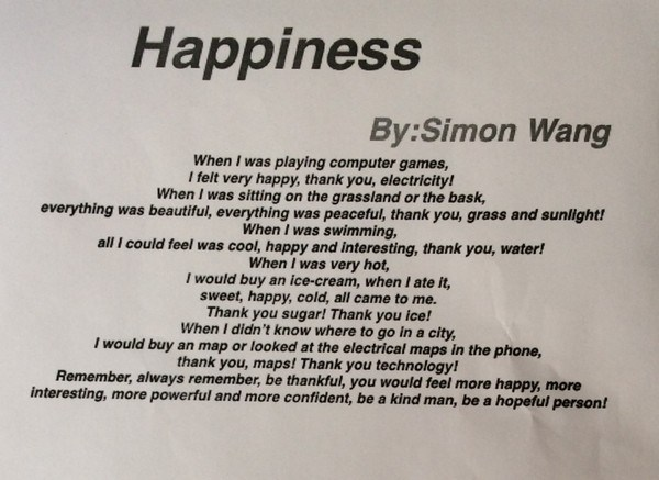 Happiness – Playing Computer Games