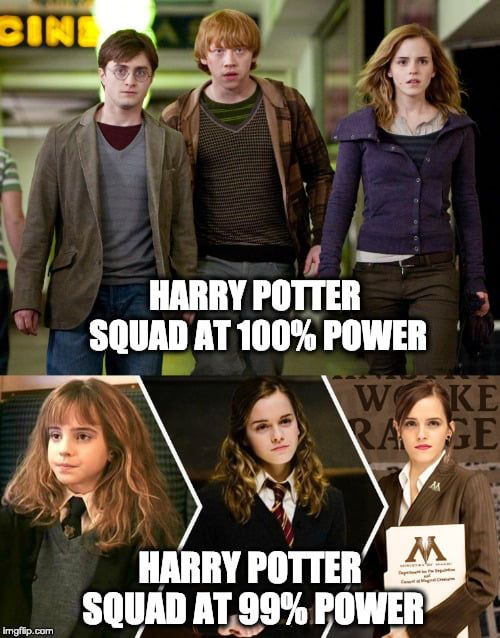 Harry Potter Squad