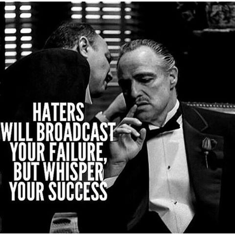 Haters Will Broadcast