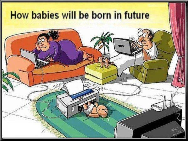 How Babies Will Be Born