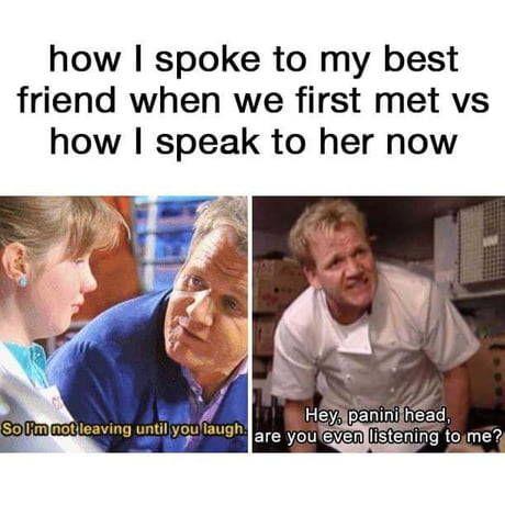 How I Speak To Her Now