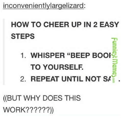 How To Cheer Up