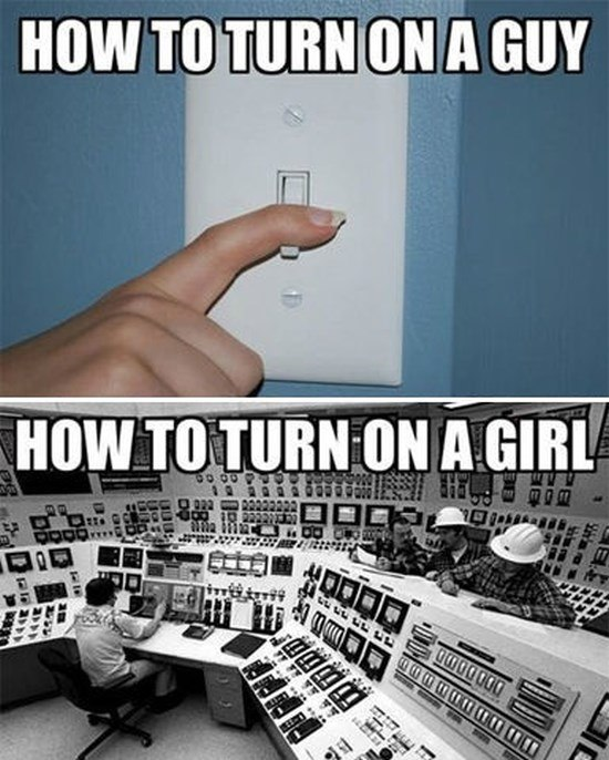 How To Turn On A Guy