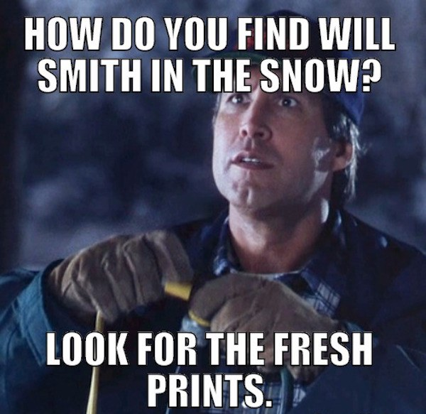 How do you find will smith