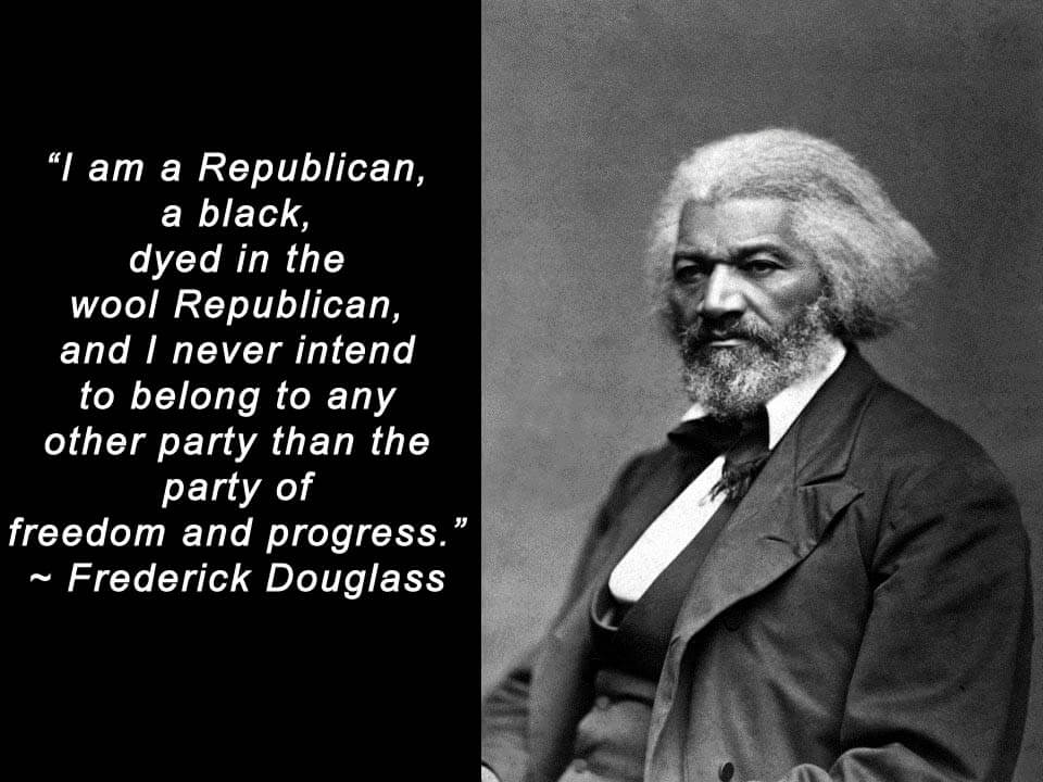 I Am A Republican A Black
