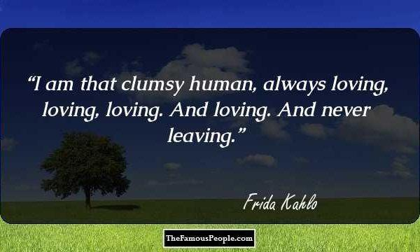 I Am That Clumsy Human
