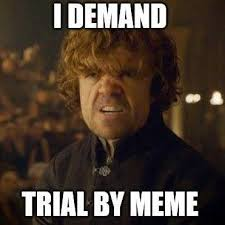 I Demand Trial