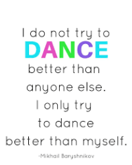 I Do Not Try To Dance