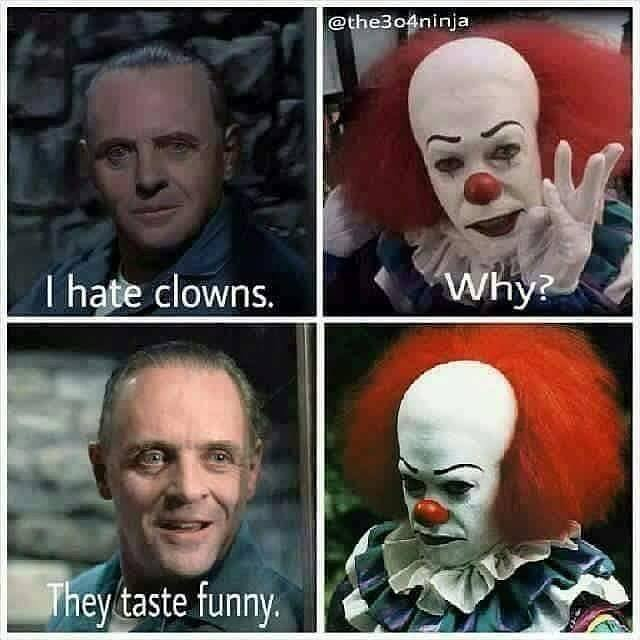 I Hate Clowns