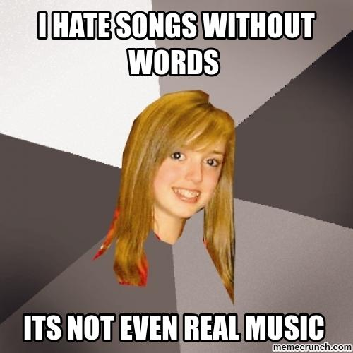 I Hate Songs