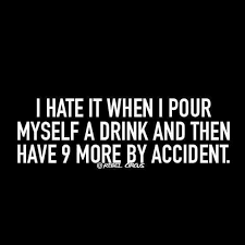 I Hate When I Pour