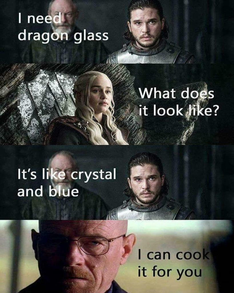 I Need Dragon Glass