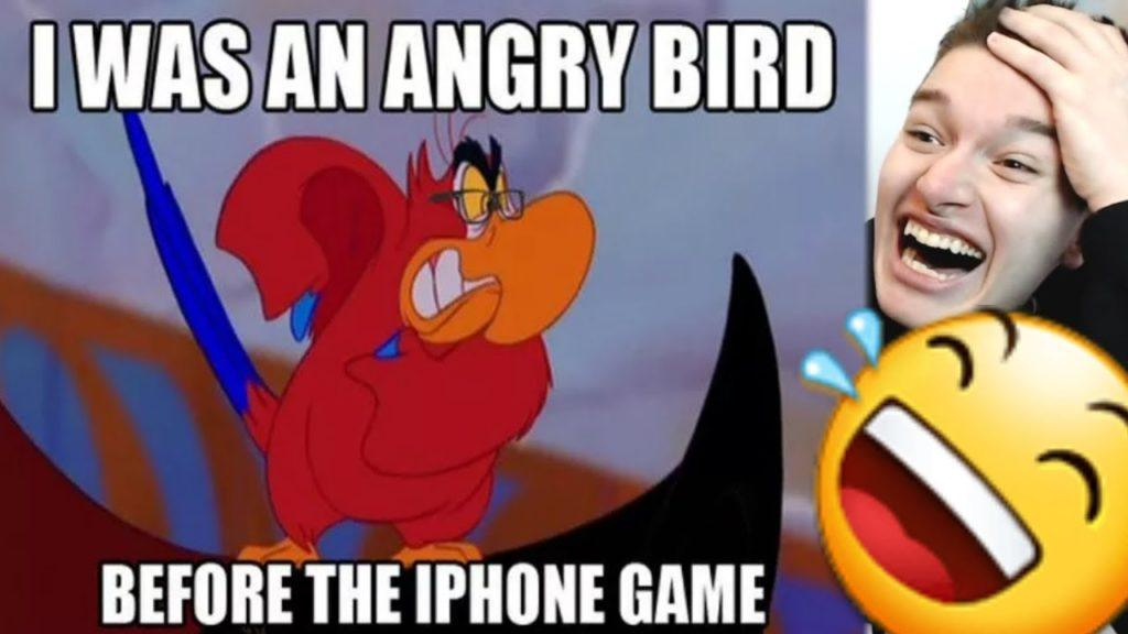 I Was An Angry Bird