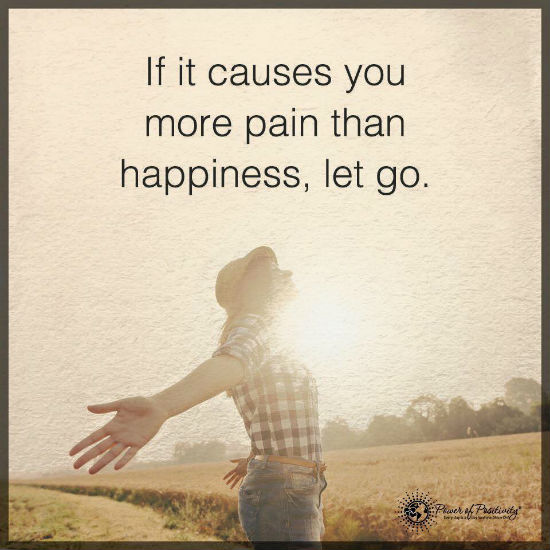 If It Causes You More Pain