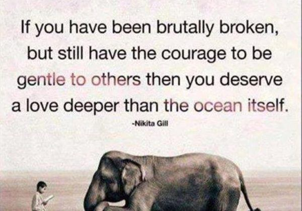 If You Have Been Brutally Broken