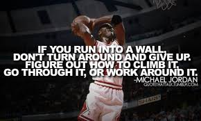 If You Run Into A Wall